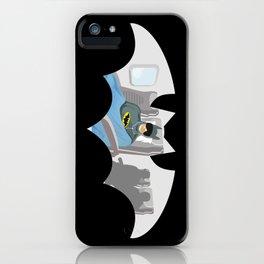 Bat Nap iPhone Case
