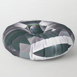 myrryr mwwn Floor Pillow