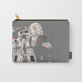 Childhood Friends Carry-All Pouch