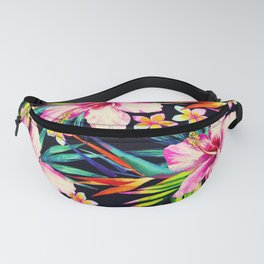tropical wild 2 Fanny Pack