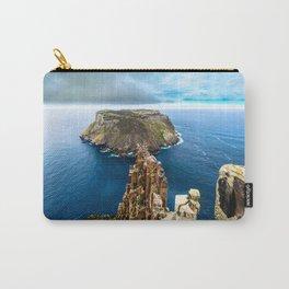 Tasman Island Lighthouse Carry-All Pouch