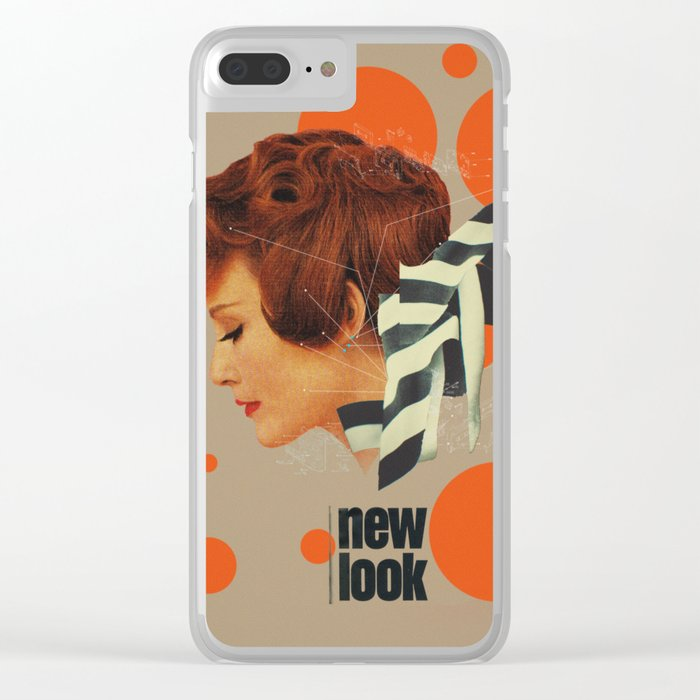 reputable site dec2c f60aa New Look Clear iPhone Case