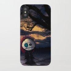 Sadness Self Slim Case iPhone X