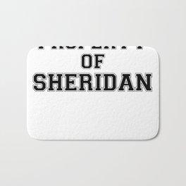 Property of SHERIDAN Bath Mat