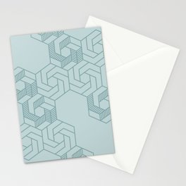 Hex 606 Stationery Cards