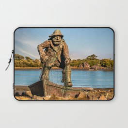 Fishermans Memorial Laptop Sleeve
