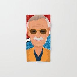 Stan Lee Hand & Bath Towel