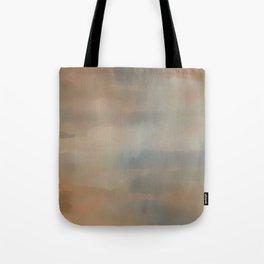 At Dusk Abstract Tote Bag