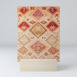 N182 - Sahara Desert Bohemian Moroccan Eclectic Style Mini Art Print