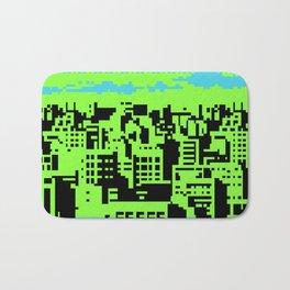 cityscape 07A (C64 remix) (2011) Bath Mat