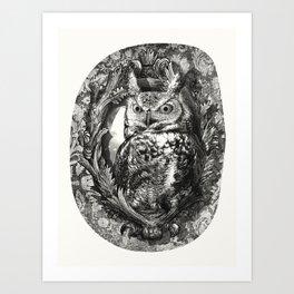 Nightwatch - by Eric Fan and Garima Dhawan  Art Print