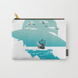 The King of Pirates Carry-All Pouch