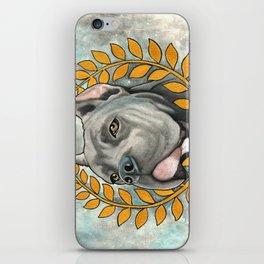 Cane Corso dog iPhone Skin