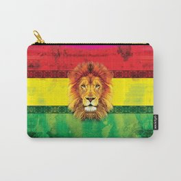 Rasta Jungle King Carry-All Pouch