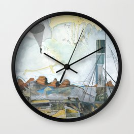 Exploration: Drought Wall Clock