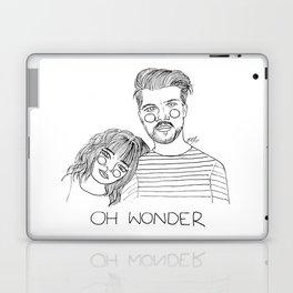 Oh Wonder Laptop & iPad Skin