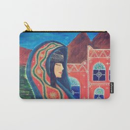 Balqees Alyemen Carry-All Pouch