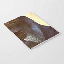 Gorilla in the Mist Notebook