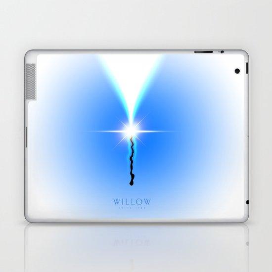 Willow. A Fan Film Poster Laptop & iPad Skin
