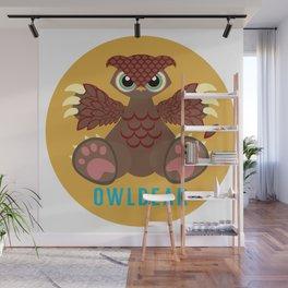 Owlbear! Wall Mural