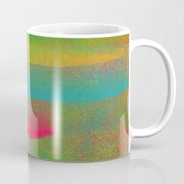 Nebulosa de Cores Coffee Mug