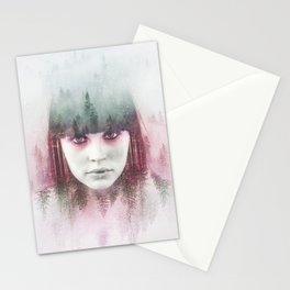 Forest Exposition Stationery Cards