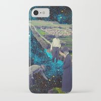 river iPhone & iPod Cases featuring River by Cs025