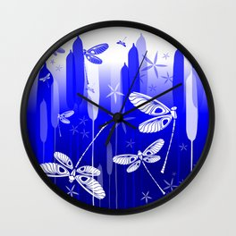 CN DRAGONFLY 1017 Wall Clock