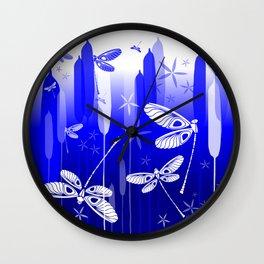 CN DRAGONFLY 1017 Wall Clock