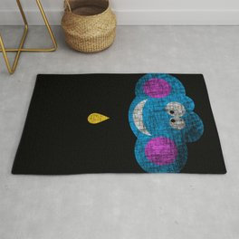 it can't rain all time Rug