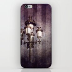 NIGHT IN VENICE iPhone & iPod Skin