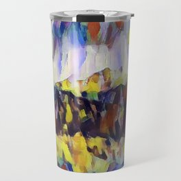 Abstract 4 Travel Mug