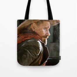 The Gunslinger - The Cowboy - The Dead Tote Bag