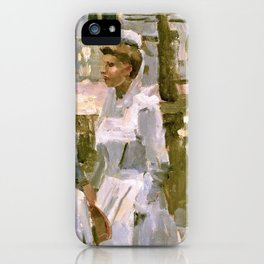 Amsterdam Maids - Digital Remastered Edition iPhone Case