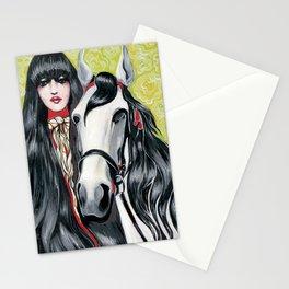 Arabian Horse Stationery Cards