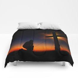 Christian Faith Comforters