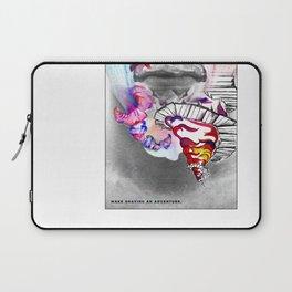 Coloured Shaving Cream - Beard Laptop Sleeve