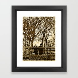 NYC Framed Art Print