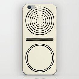 Life Balace II iPhone Skin