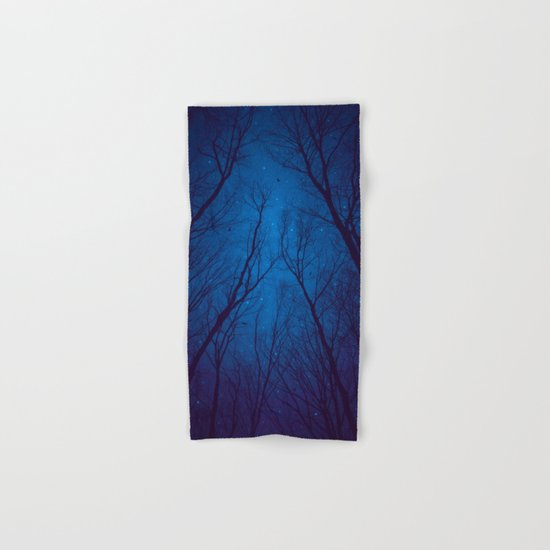 I Have Loved the Stars too Fondly Hand & Bath Towel