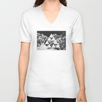 rocky V-neck T-shirts featuring Rocky by Deep | Love | Photography
