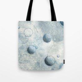 Floating II Tote Bag