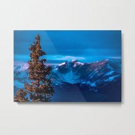 Magic Colorado Sunset Metal Print