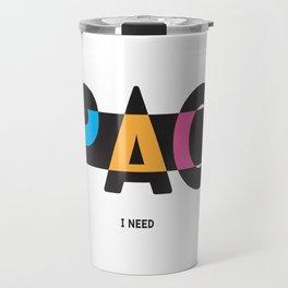 SPACE I NEED Travel Mug