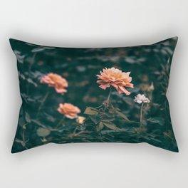 Late Autumn Rose #2 Rectangular Pillow