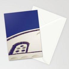 Santorini Churches IV Stationery Cards