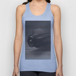 Old airplane 3 Unisex Tank Top