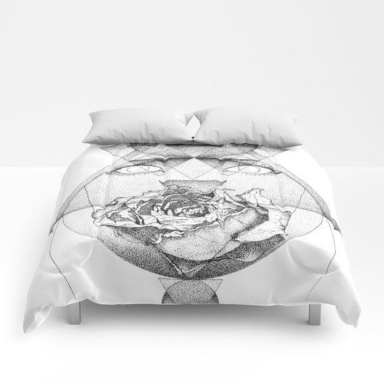 Lupine Rosaceae Comforters
