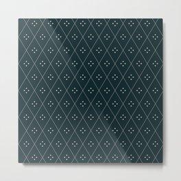 Mae Pattern XXIV Metal Print