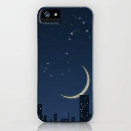 Night (Scorpio) iPhone Case